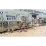 熱いスナックのための販売によって揚げられている食品加工機械