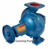 De Pomp van het Water van de hoge Efficiency met Dieselmotor z170f/CB80-80-125z (4HP)