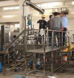 installation pilote de résine du polyester 200L