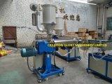 Машинное оборудование пластмассы прессуя для производить двойную трубу пластмассы цвета