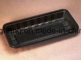 Macchina automatica di Thermoforming del recipiente di plastica con l'impilatore