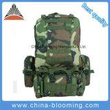 A caça de caminhadas ao ar livre Saco de militares do exército táctico Backpack