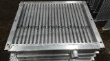 Aluminiumstahlkühler für hinteres Geflügel, Flosse-Gefäß-Wärmetauscher für das Abkühlen