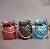 De de goede Houder van de Kaars van de Kwaliteit van de Decoratie Beste/Ambacht van de Kop van het Glas/Glas