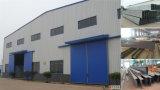Construção galvanizada do armazém do aço estrutural