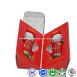 Cápsulas máximas naturales rojas de la pérdida de peso que adelgazan