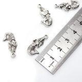 A sereia pequena encanta os pendentes cabidos para colares dos braceletes do vintage de DIY
