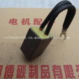 Spazzola di carbone del metallo dei prodotti CM3H per la raccolta dell'anello