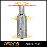 Azione negli S.U.A.! ! Aspire autentico Tritone Atomizer 3.5ml Dual Airflow Control Occ Coil Subtank con Rta System E Cig Rda Vaporizer per Electronic Cigarettes