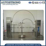 La prueba impermeable IEC60529 Ipx3 Ipx4 oscila equipo de prueba del tubo