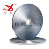 두 배 측 접착성 알루미늄 폴리에스테 테이프, (AL9/PET15/AL9/EMAA25)