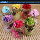 Bouteille en verre de pudding de promotion des ventes pour le cadeau de mariage