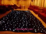 결혼식을%s LED 별 커튼 LED 별 피복 또는 단계는 꾸민다