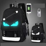Светящий Backpack с одним внутренним USB Datacabl