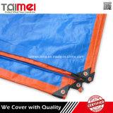 Tissu à tente personnalisé de bâche de polyéthylène