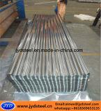 Los paneles de acero galvanizados acanalados para el material para techos