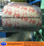 Напечатанная катушка конструкции PPGI стальная