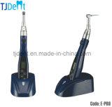 치과 휴대용 무선 Endodontic 근관 LED 내향 모터 (E-PRO)