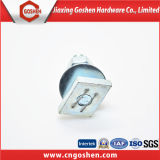 De Vierkante Hoofd HoofdSchroef van uitstekende kwaliteit van de Bout T met zink-Geplateerde Klasse 8.8