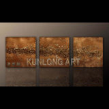 Home Decor (KLA3-0017)를 위한 짜임새 Modern Wall Art Painting