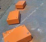 Reeks van Rcyb schortte Permanente Magnetische Separator voor Gouden Wasmachine op