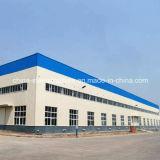 Edificio profesional del taller de la estructura de acero del diseño del conjunto completo