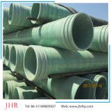 Tuyau d'eau du tuyau de PRF GRP Latte Tuyau de pression du tuyau d'enroulement