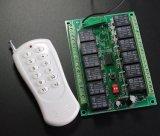 Ricevente senza fili 433MHz dei canali di dc 12 di Zd 12V/24V