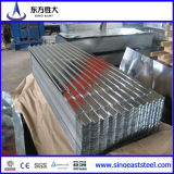 Lamiera sottile-Made di Material Z275 Hot Dipped Galvanized Corrugated Steel dell'edilizia in Well-Established e in Reliable Manufacturer