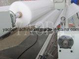 Ybpeg-1500 automática de cinco capas de película de burbujas que hace la máquina