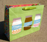 Fscによって証明される印刷紙のギフト袋のカスタムクラフトの紙袋