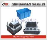 Modelagem por injeção plástica do bom projeto do molde da caixa