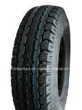 Neumático 4.00-8 4.00X8 de la motocicleta del policía motorizado de tres