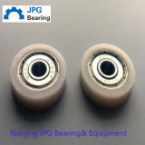 BS5 * 20 * 5 Blackboard Track Pulley, 625zz Plastic Pulley Bearing