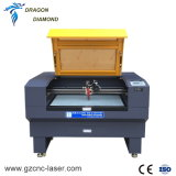 Scherpe Machine 600*900mm van de Laser van Co2 van de PUNT van de stof met Camera CCD