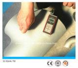 Il T uguale saldato Ss316 dell'acciaio inossidabile/diritto convoglia il T