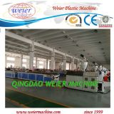 WPC 갑판 또는 Flooring Board Manufacture Machinery