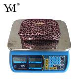 Sacchetto selvaggio impermeabile di vendita caldo dell'estetica di modo del reticolo del leopardo
