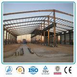 El edificio de acero profesional del diseño fabrica el taller