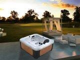 Baquet chaud M-3399 de double de tourbillon de Monalisa de jacuzzi de STATION THERMALE de loisirs massage sexy de l'eau