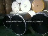 Papel negro para disco abrasivo