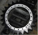 Qualitäts-Motorrad-Kettenrad/Gang/Kegelradgetriebe/Übertragungs-Welle/mechanisches Gear62