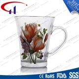280ml Kop de van uitstekende kwaliteit van de Thee van het Glas (CHM8076)