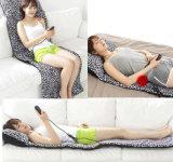 Materasso pieno elettrico di massaggio del vibratore di calore di Shiatsu del corpo
