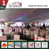 結婚式、宴会、ビュッフェ、開いた式のための1000の人の玄関ひさし
