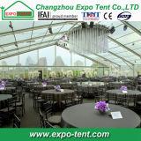 Прозрачные сбывания шатра венчания крыши