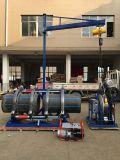 lasser van de Fusie van het Uiteinde van 500800mm de Hydraulische
