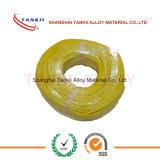 Tipo di cavo della termocoppia delle 20 AWG K isolato da Teflon/da vetroresina/silicone/PVC