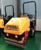 2 ton. de ruedas y rodillos vibratorios camino para la compactación del Trabajo (CAD-900)