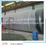 Mandril modificado para requisitos particulares del almacenaje de gas de petróleo del vaso de la presión GRP